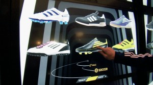 Intel-Adidas-Adiverse-Virtual-Footwear-Wall