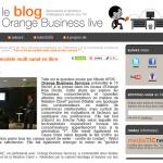 Etude AFRC - Orange Business Services