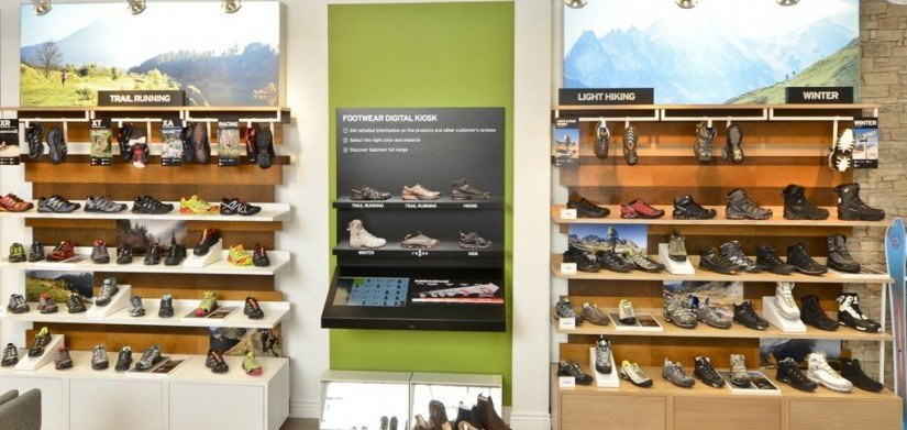 Salomon-footwear-digital-store-magasin-connecte