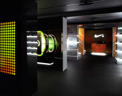 boutique nike londres