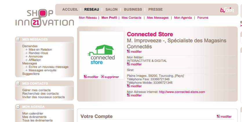 Reseau Shop Innovation