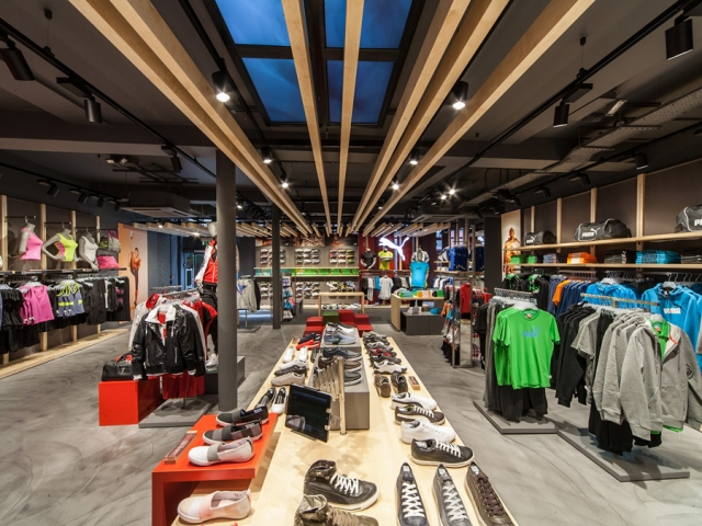 magasin connecte puma londres