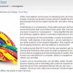 """Susan Reda (NRF) prédit que """"convergence"""" sera le nouveau buzzword de 2013"""