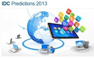 Les tendances du retail 2013 vues par IDC