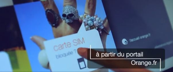 Les boutiques connectées Orange relient monde online et monde physique