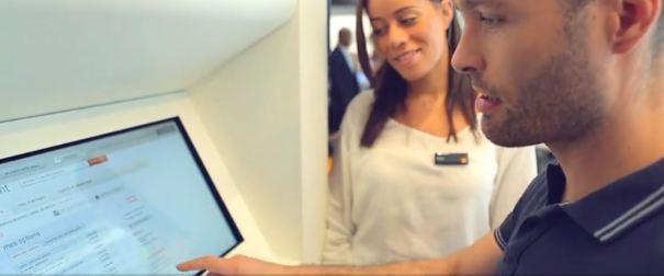 Orange a ouvert des boutiques connectées pour faire converger Internet et point de vente physique