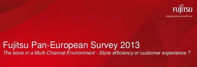 Fujitsu Pan-European Retail Survey 2013