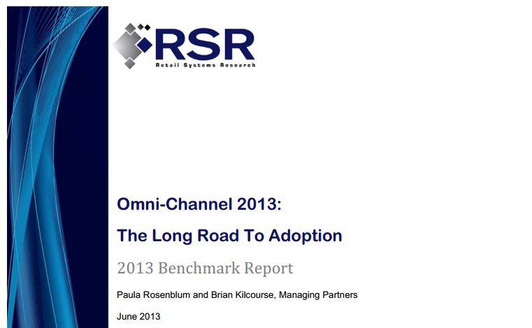 Rapport 2013 sur l'omni-canal
