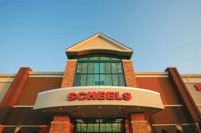 L'exemple du magasin connecté de l'enseigne Scheels