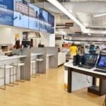 OfficeMax installe des écrans connectés au web dans ses nouveaux magasins