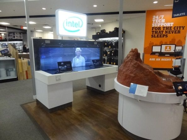 Intel chez Best Buy