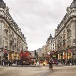 Londres avec retailers