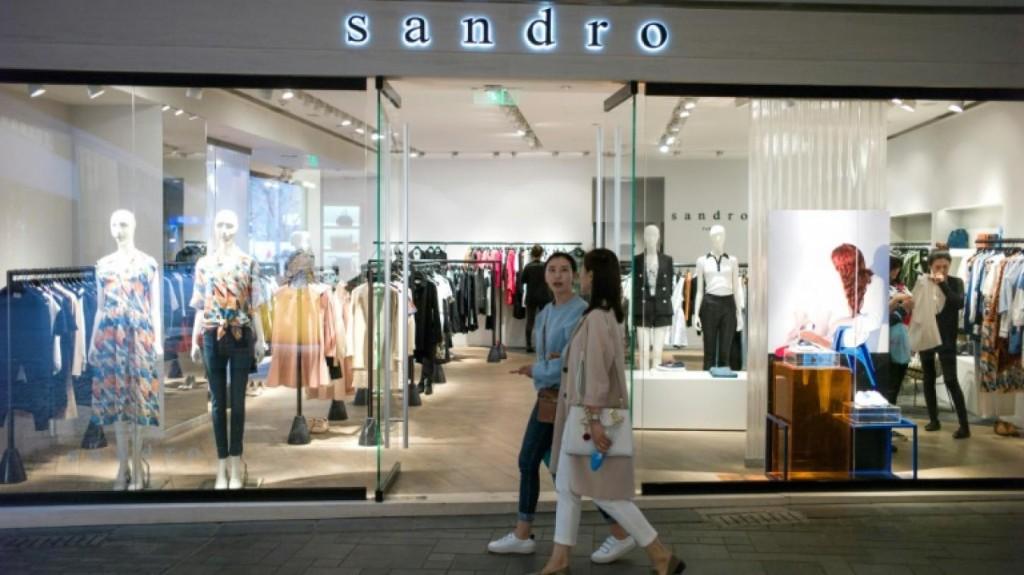 retail sandro