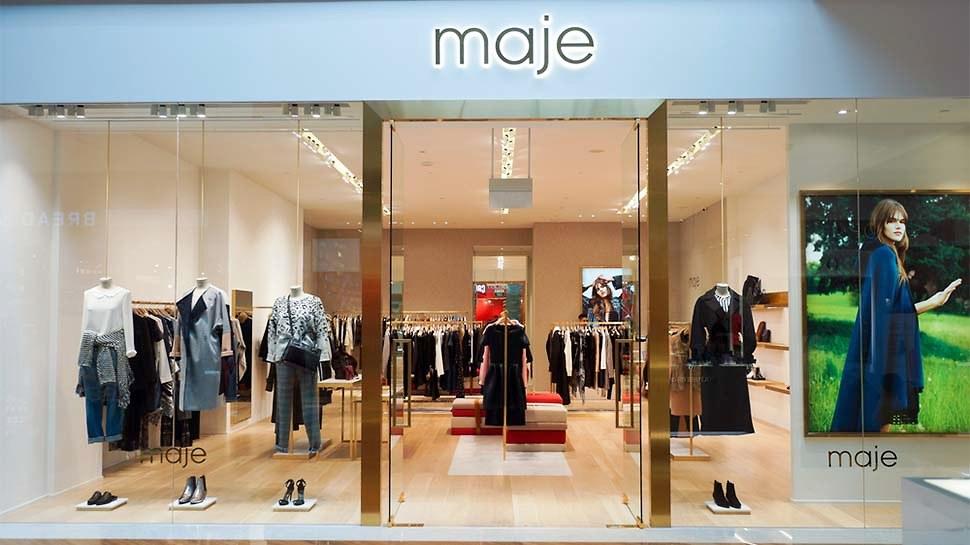 retail maje