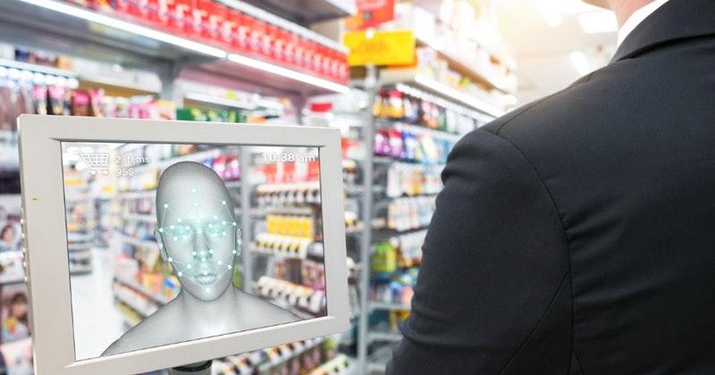 Carrefour, son magasin à la reconnaissance faciale