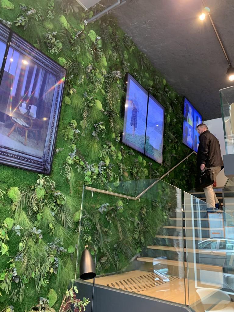Miliboo, écrans interactif