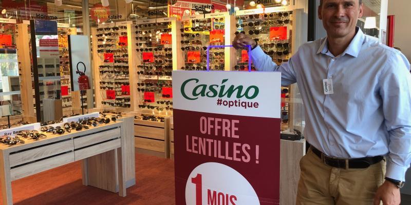 Groupe Casino, Casino #Optique
