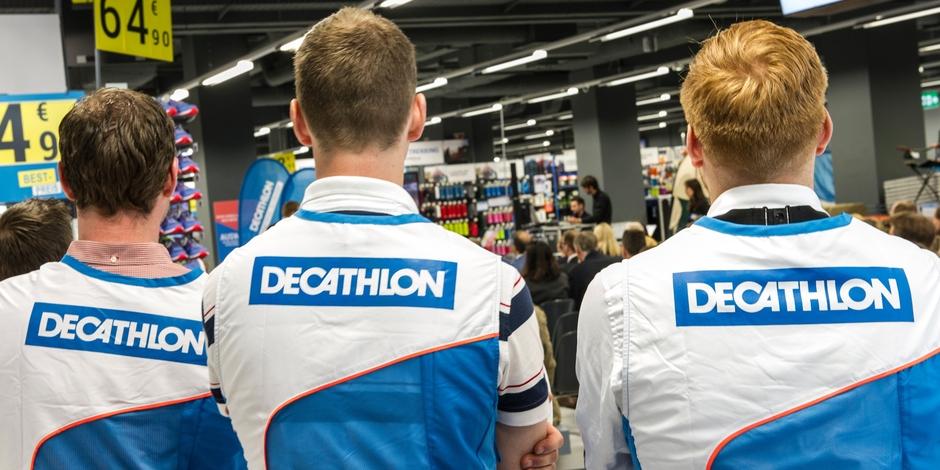 Décathlon, city-store à Liège