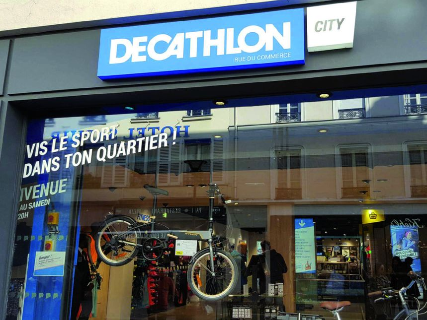 Décathlon City-Store