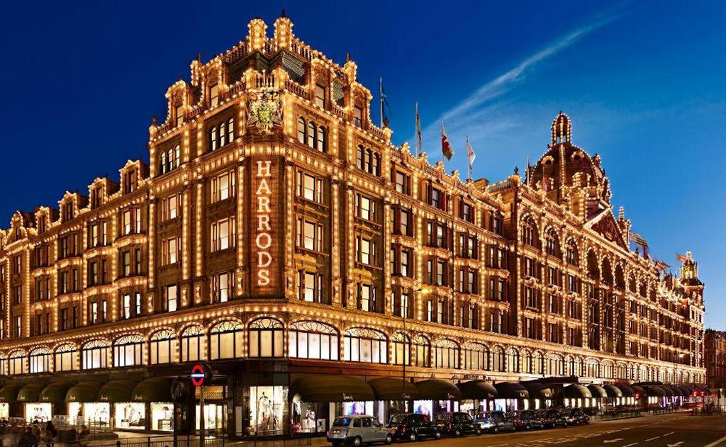 Guerlain, Magasin Harrods, Londres