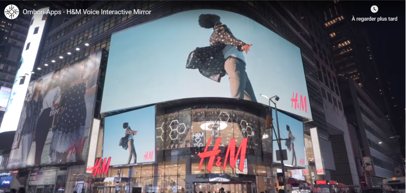 H&M, Times Square, New-York