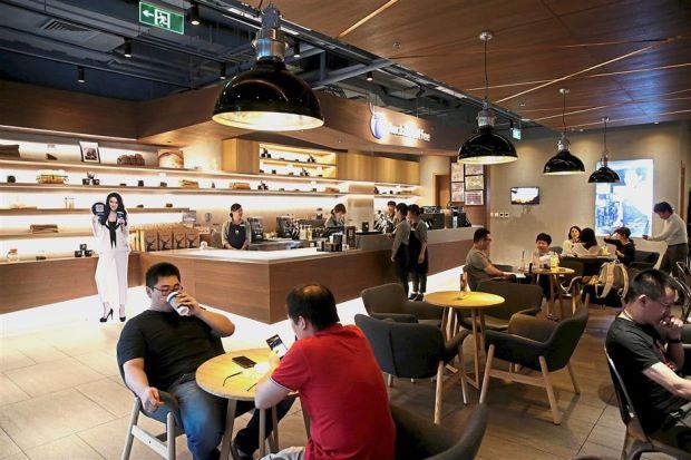 New Retail, Luckin Coffee