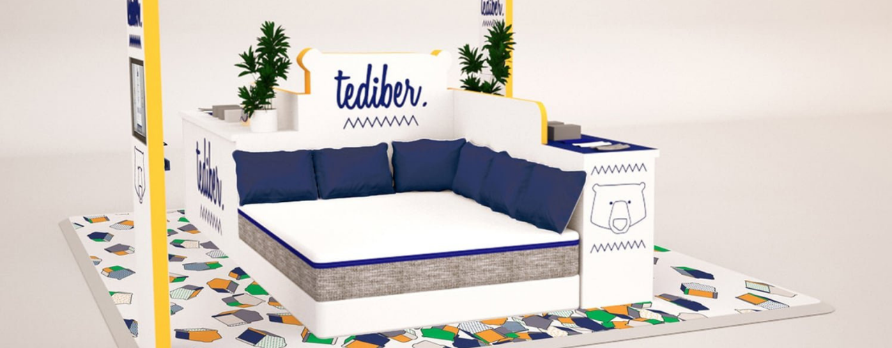 "Tediber, ""Bed-in-Box"""