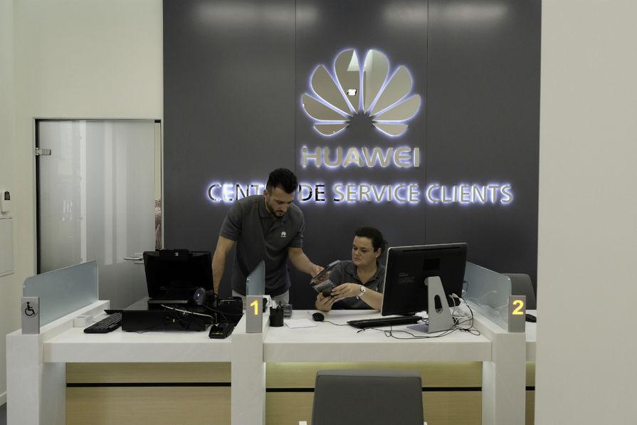 Huawei, tout pour mon client