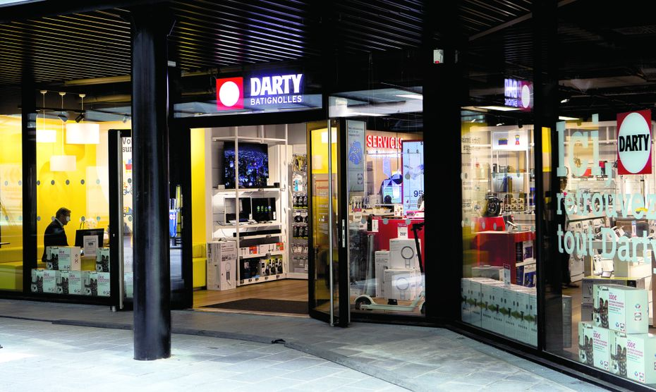Darty Batignolles