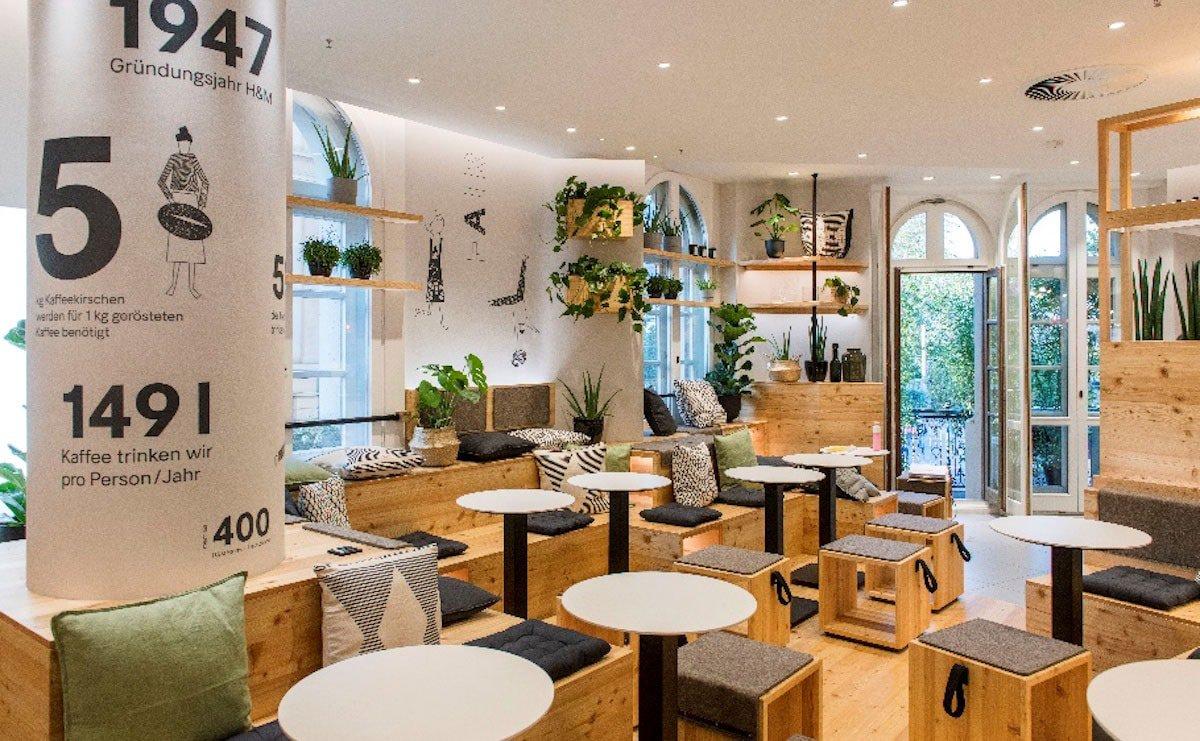 Café H&M Lab