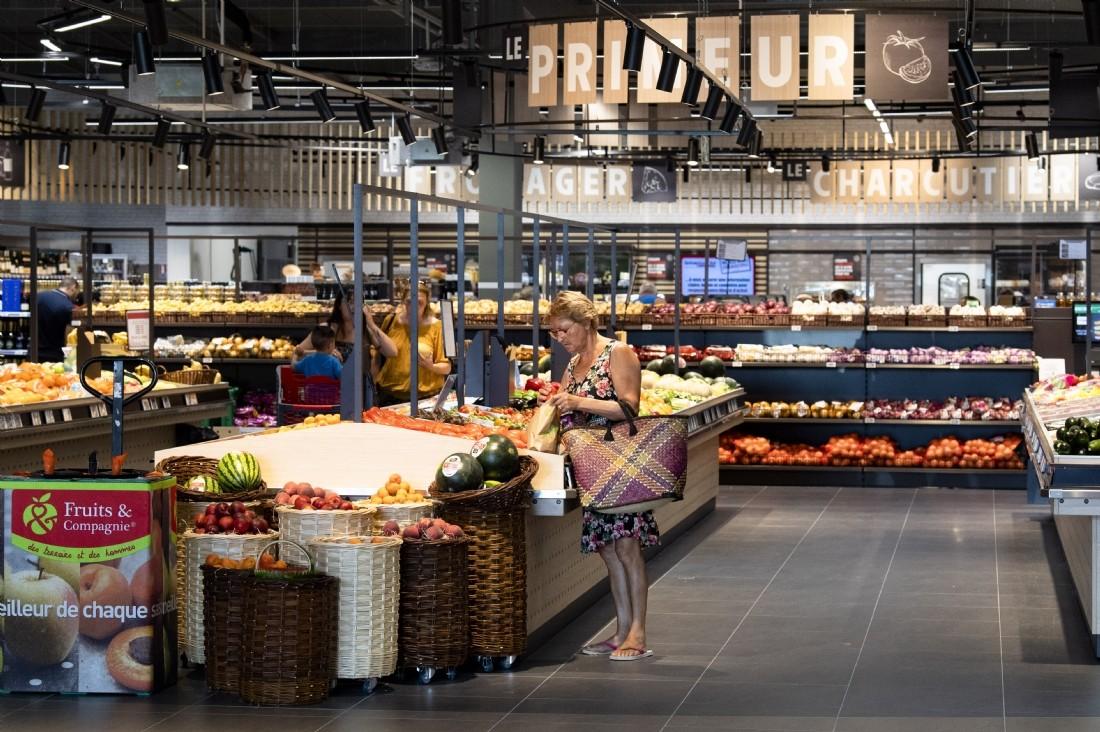 Intermarché, le supermarché de demain