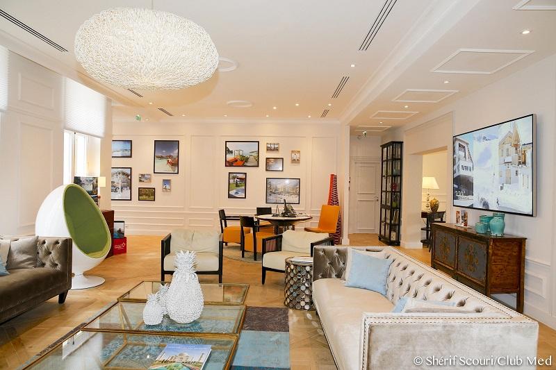 Rive Gauche, Le Club Med