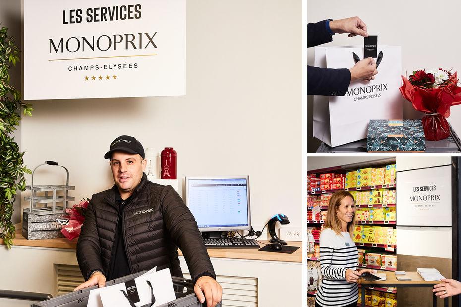 Monoprix Conciergerie