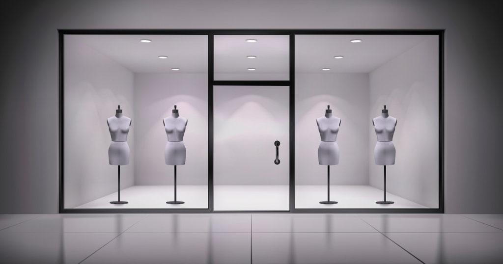Les vitrines font-elles vendre ?