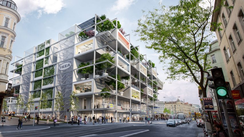 IKEA, sans parking