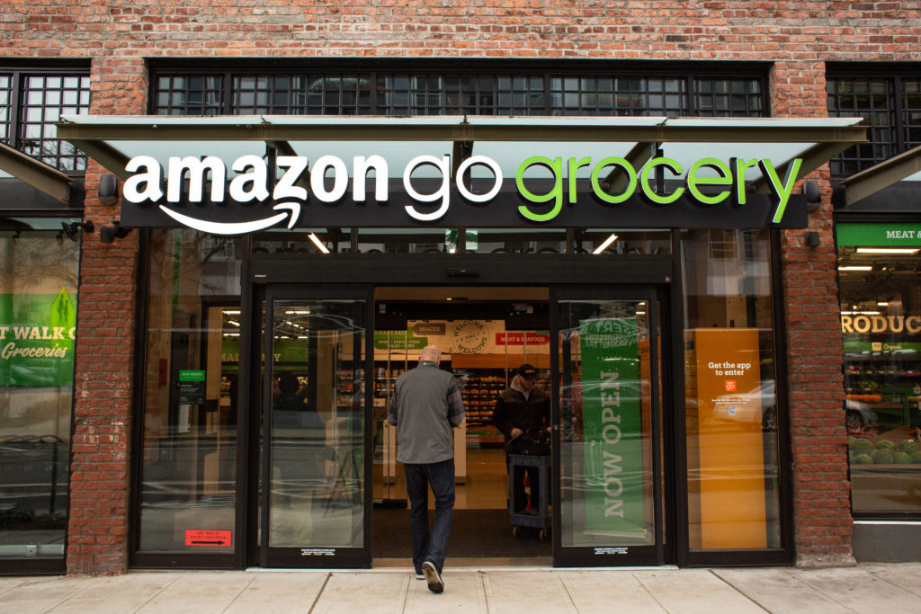 Seattle : le premier Amazon Go Grocery a ouvert