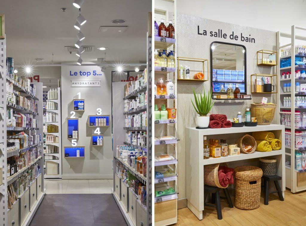 Les nouveaux espaces beauté de Monoprix pour séduire sa clientèle