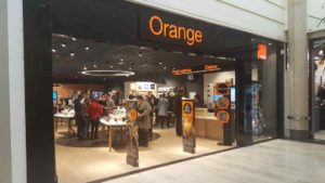 Aller chez Orange sur rendez-vous