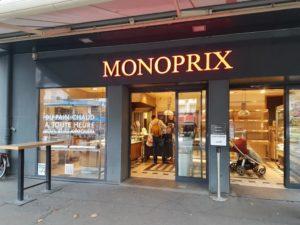 Pour les parisiens, Monoprix se lie avec Rungis