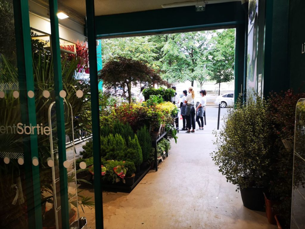 Truffault Paris, le repère des jardiniers urbains