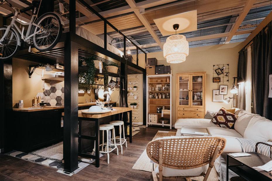 """""""L'atelier de conception d'IKEA à Nice"""