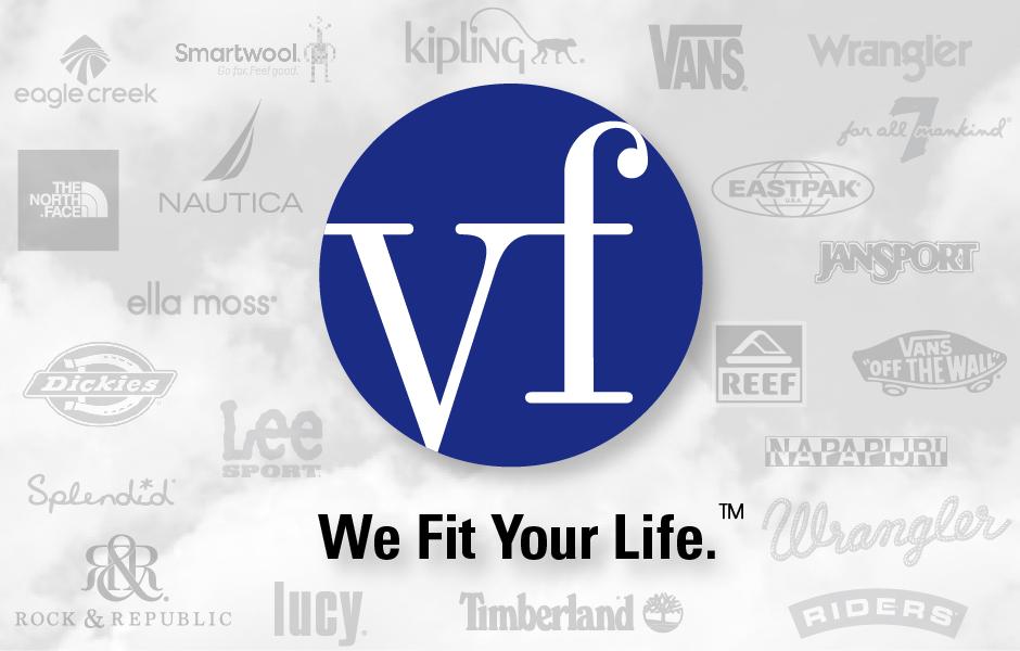 VF Corporation, un concept multimarques à Milan