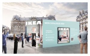 IKEA mise sur des dispositifs digitaux pour son catalogue annuelle
