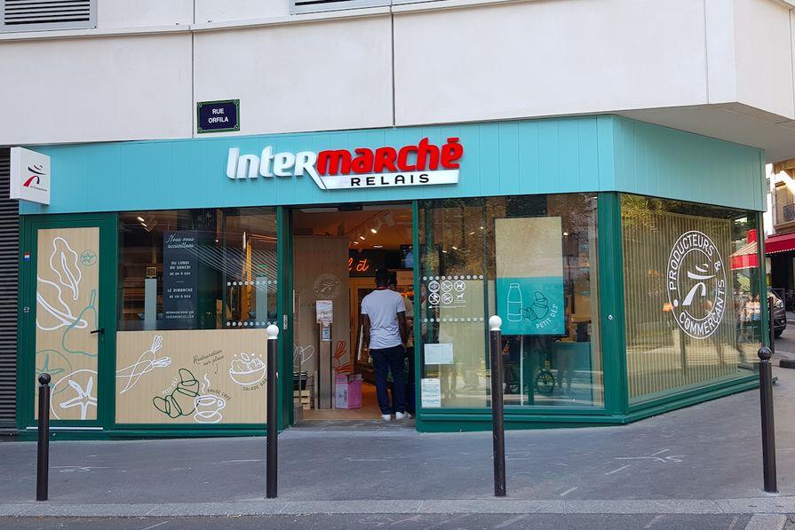 Intermarché Relais, Click & Collect et proximité