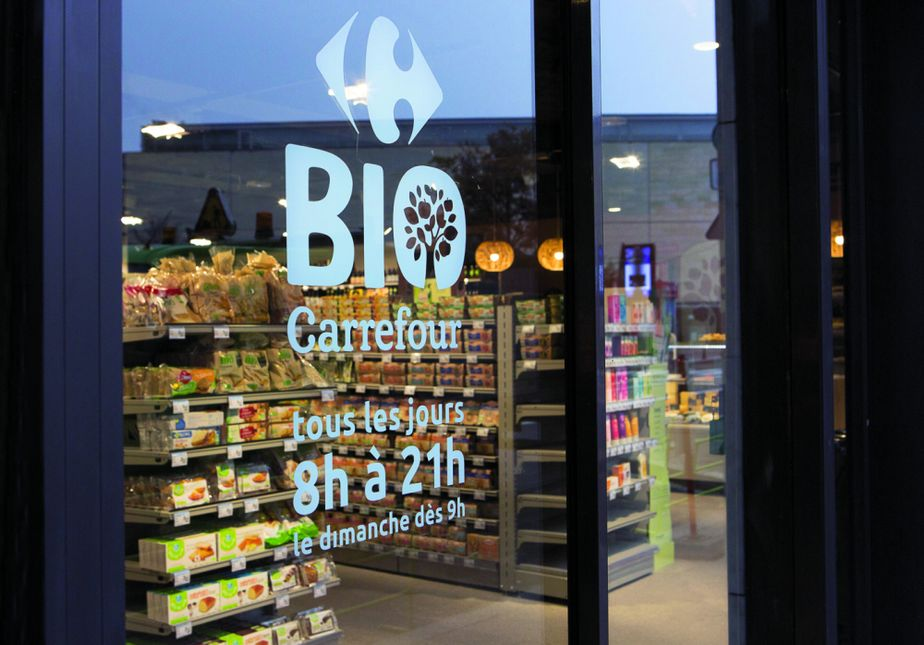 Carrefour s'engage davantage dans le bio
