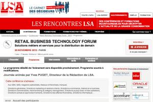 retail business technology forum 2012 lsa