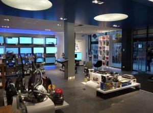 Scheer & Foppen intègre le web dans son magasin physique