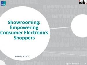 Showrooming : une menace ou une opportunité pour les retailers ? Des chiffres intéressants