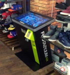 Footasylum se dote d'un dispositif connecté dans son flagship store de Manchester
