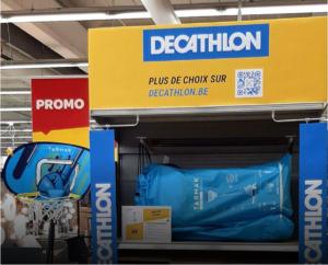 Decathlon débarque chez Carrefour